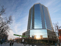 The Chelyabinsk City Trade Centre has been acknowledged as one of the most beautiful buildings in the city