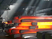 The ferrous metals industry is the basis of the Chelyabinsk economy