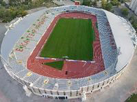 Modernization of Ekaterinburg's Central Stadium will start in 2014