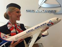 Ural Airlines Served Nearly 3.3 Million Passengers