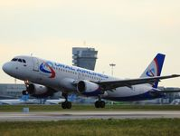 Ural Airlines carried over 2 million passengers