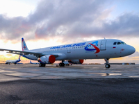 Ural Airlines has a new A321