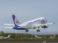 Ural Airlines delivered nearly 3,000 tons of special cargo