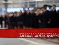Ural Airlines increased its number of passengers by 20%