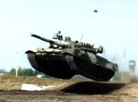 Urals Uncases Secret Russian Tank T-95