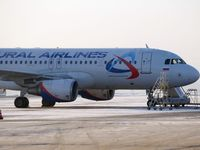 Ural Airlines are starting flights from the new Zhukovsky Airport